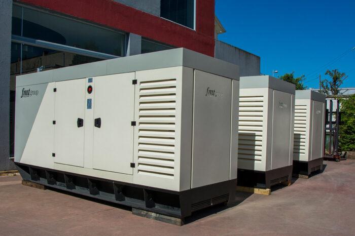 New FMT Diesel Engine Generator Set India