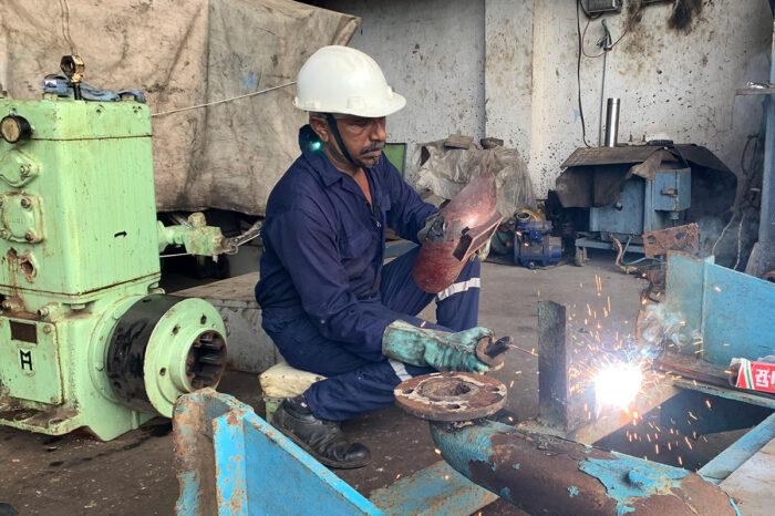 Rebuild Marine Diesel Engines India
