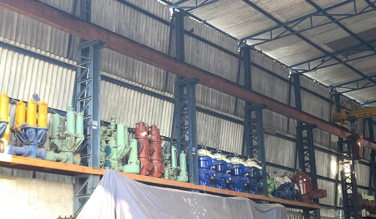Used Oil Purifier Exporter India