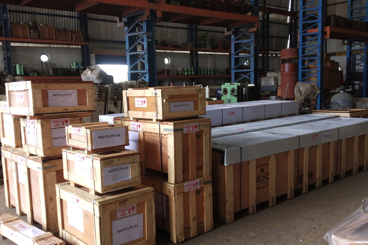 Reconditioned Marine Spare Parts Suppliers in India
