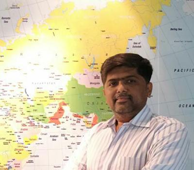 Mr. Hetal Shah - CHAIRMAN & MANAGING DIRECTOR