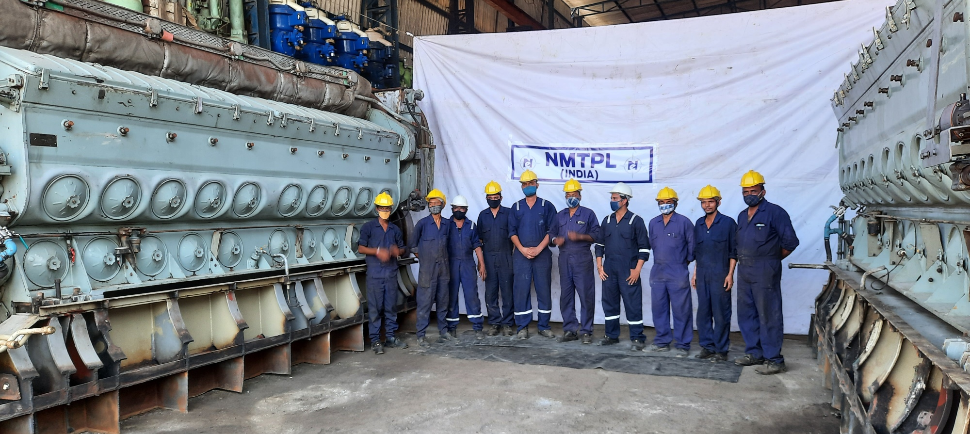 Narayan Marine Tech Pvt. Ltd Team