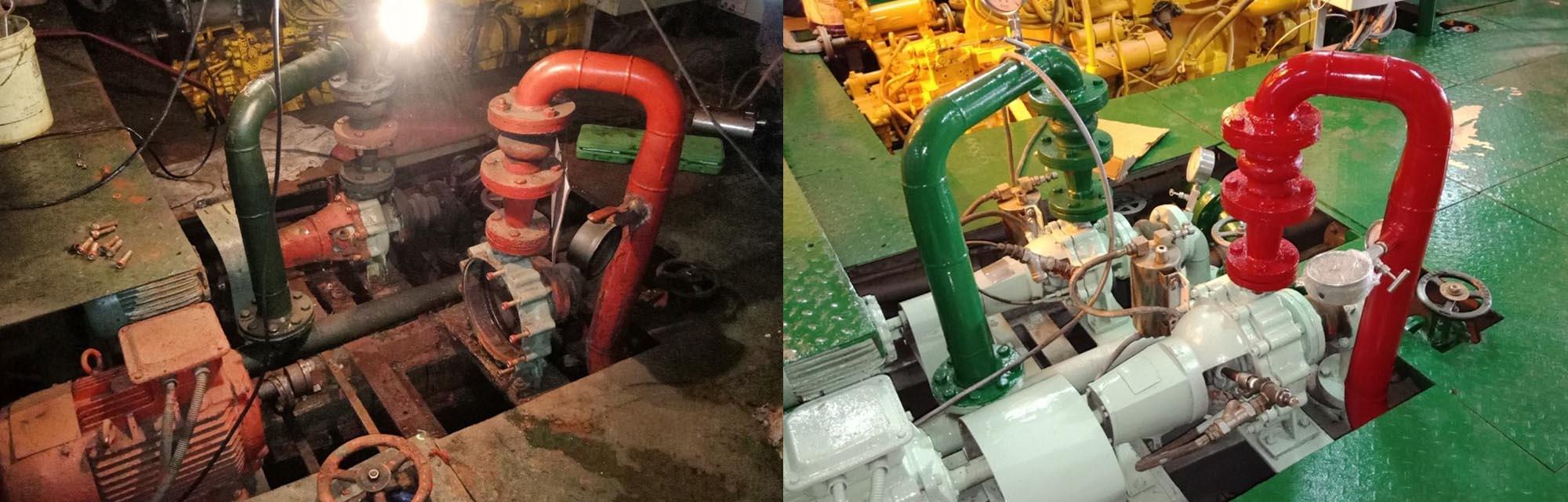 Ship Repairs India