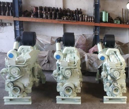 Used Marine Engines Suppliers India